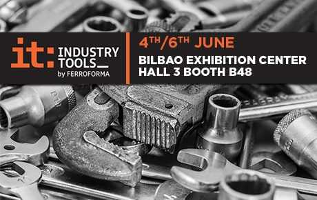 Exhibition Booth In Spanish : Industry tools by ferroforma the renewed spanish exhibition of 2019!