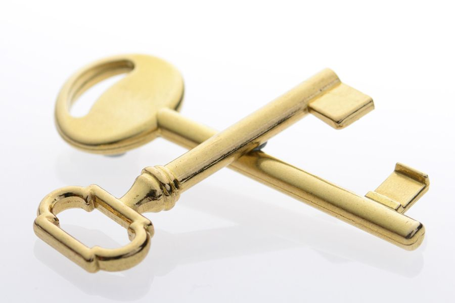 Patent Keys and Italian Style Keys
