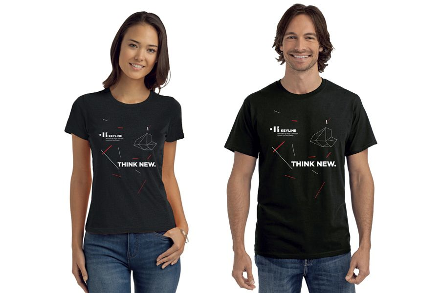 TシャツTHINK NEW #2